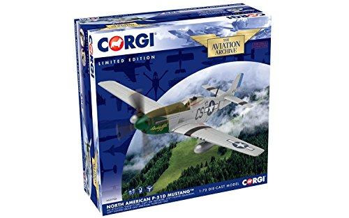 Corgi AA27704 Boeing North American P-51D Mustang...