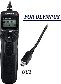 Trigger di cavi per Olympus PEN e-p5 OM-D e-m1 trigger a distanza telecomando