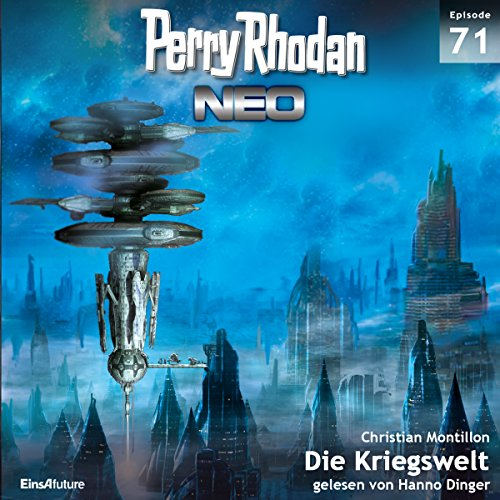 Die Kriegswelt audiobook cover art