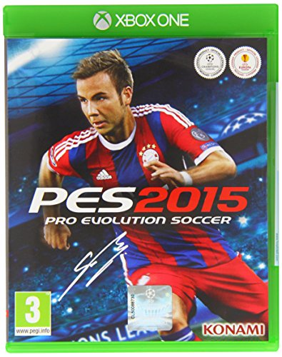 Pro Evolution Soccer - PES 2015 (Xbox One) [UK IMPORT]