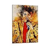CHENGNING Aretha Franklin 2 Poster, dekoratives Gemälde,