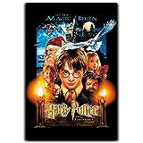Póster de Harry Potter de DRAGON VINES con diseño de Harry Potter y la película de piedra del...
