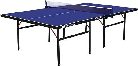 Skyland Em-8004 Single Folding Tennis Table, Blue