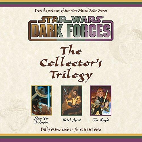 Star Wars Dark Forces Collector's Trilogy (Star Wars: Dark Forces (Audio))