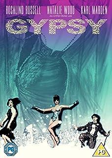 Gypsy [Reino Unido] [DVD]