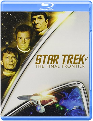 Star Trek V: The Final Frontier [Blu-ray]