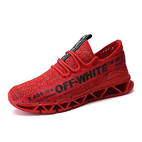 AIALTS Moda heren sneakers leeg loopschoenen op strada casual fitness blade sneakers veters outdoor ademend