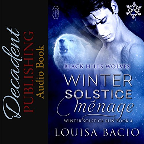 Winter Solstice Menage audiobook cover art