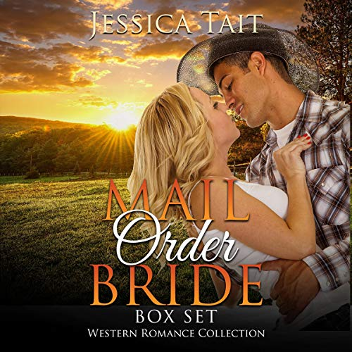 Mail Order Bride Box Set audiobook cover art