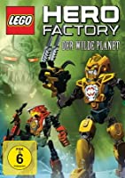 Lego Hero Factory - Der wilde Planet
