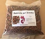 Pokugiardini, Orchideen-Substrat, reine Kokoschips, 10 Liter -