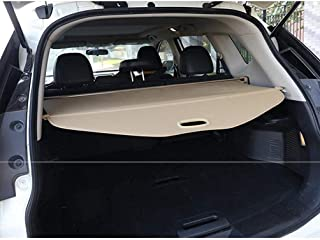Hfddf Tonneau Cover Trunk Protection Cover Cargo Cover Replacement Dog Blanket for Nissan X-Trail 2014-2018, Black Extenda...