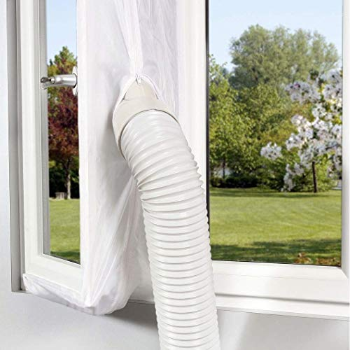 TURBRO 197' (500 cm) Window Seal for Portable Air Conditioner...