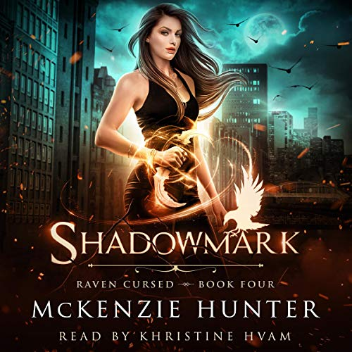 Shadowmark cover art