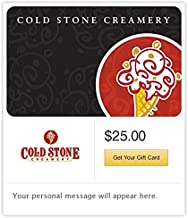 Cold Stone Creamery Gift Cards - E-mail Delivery