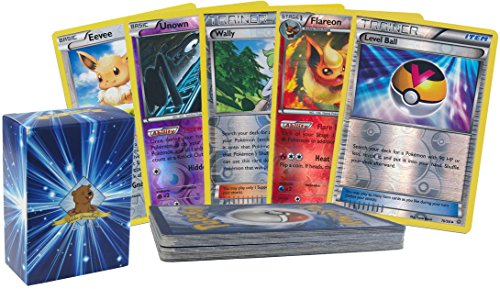 25 Pokemon Reverse Foil Grab Bag Card Pack Lot! Includes Custom Golden Groundhog 60 Count Box!