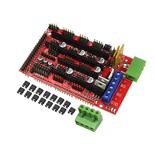 Herewegoo 3D Printer Parts Controller Control Board voor RAMPS 1.4 Prusa Mendel
