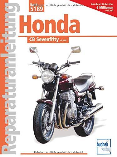 bester der welt Honda CB Seven Fifty seit 1992 2021