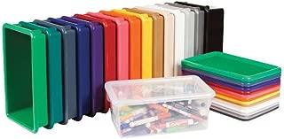 Jonti-Craft Classroom Storage Cubbie Tray Blue