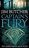 Captain's Fury: The Codex Alera: Book Four (English Edition)