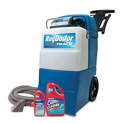 Rug Doctor 95349 Wide Track Carpet Cleaner