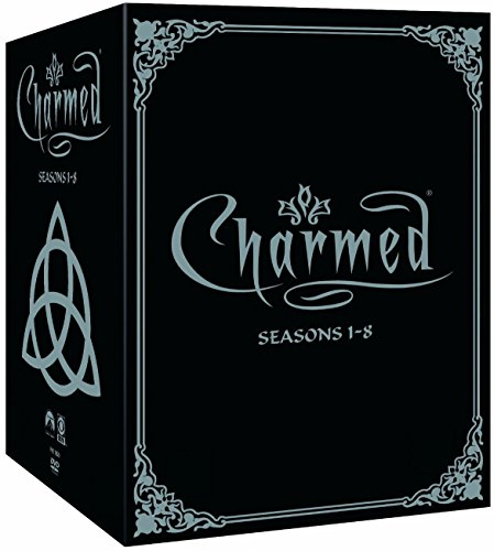 Charmed Komplettbox Staffel 1-8 - alle Seasons - in Deutsch und Englisch