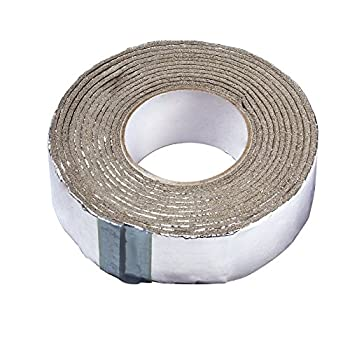 Frost King FV15 Foam and Foil Pipe Insulation 2  x 1/8  x 15  2  x x Silver