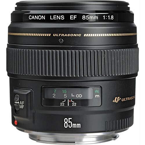 Canon EF 85mm f/1,8 USM Obiettivo