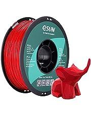 eSUN PLA+ Gloeidraad 1.75mm, PLA Plus 3D Printer Gloeidraad, Dimensionale Nauwkeurigheid +/- 0.03mm, 1KG (2.2 LBS) Spoel 3D Printen Materiaal voor 3D Printer