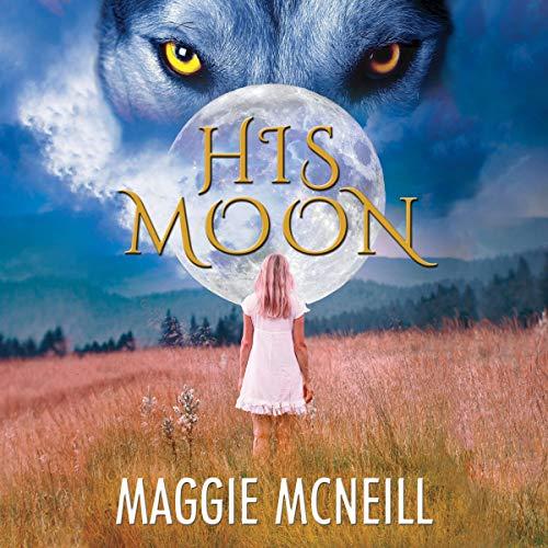 His Moon audiobook cover art
