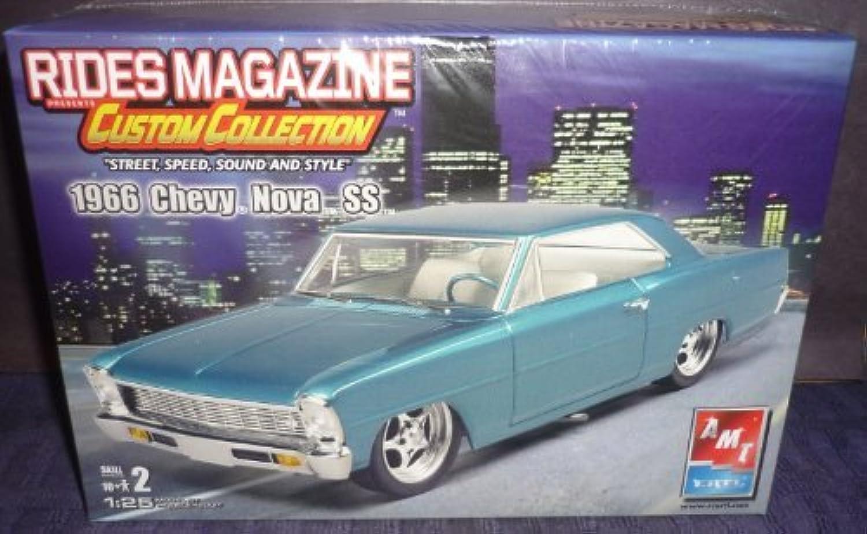 Compra calidad 100% autentica 1 25 1966 Chevy Nova by AMT Ertl Ertl Ertl  compras en linea