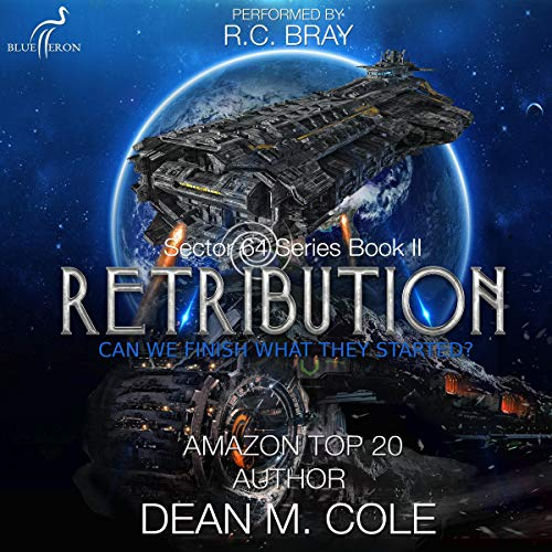 Retribution Audiobook By Dean M. Cole cover art