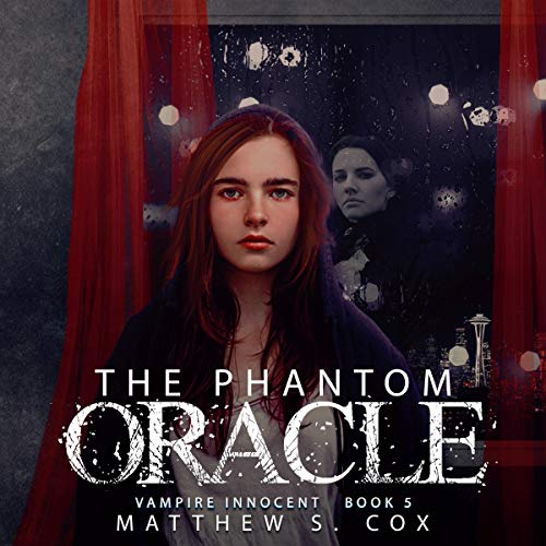 The Phantom Oracle Audiobook By Matthew S. Cox cover art
