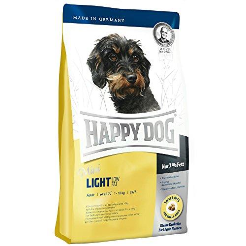 Happy Dog Supreme Mini Light Low Fat, 1 kg, 1er Pack