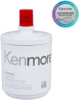 Kenmore 79551012010 9890 Replacement Refrigerator Water Filter, White