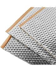 Noico Zelfklevende aluminium butyl anti-drone isolatiemat, autoisolatie (geluidsisolatie, geluidsisolatie en geluidsisolatie voor auto)