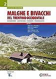 Malghe e bivacchi del Trentino occidentale. Escursioni, alpinismo, ferrate, passeggiate (Vol. 2)