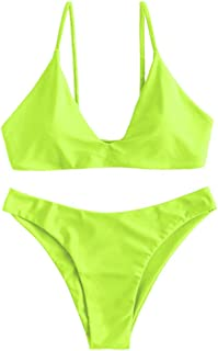 Best bright yellow bikini Reviews