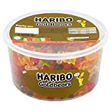 Haribo Gold Gummy Bear 1kg sweets party tub