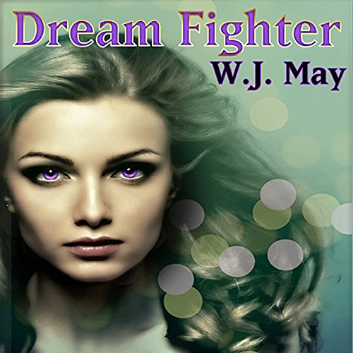 Dream Fighter audiobook cover art