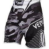 Venum Men's Camo Hero Fight Shorts, Medium, Grey