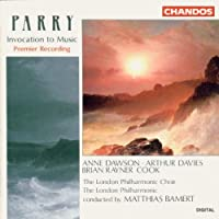 Parry: Invocation to Music