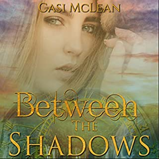 Between the Shadows audiobook cover art