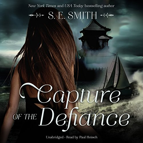 Capture of the Defiance audiobook cover art