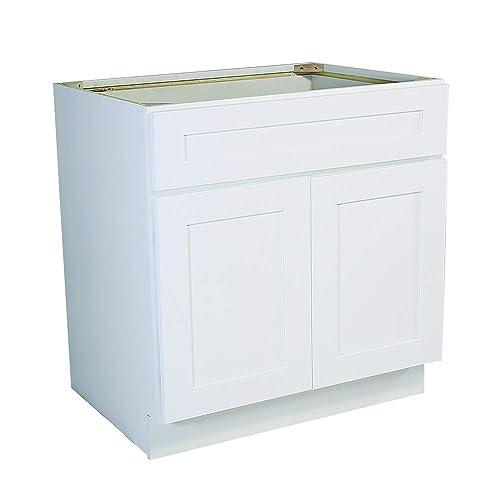 Kitchen Sink Cabinet Amazon Com