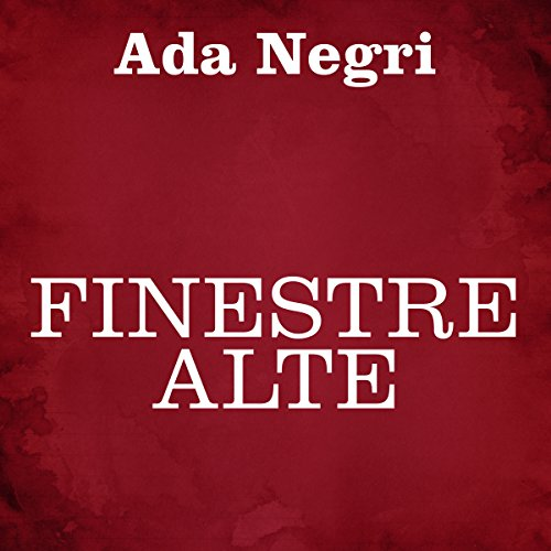 Finestre alte audiobook cover art