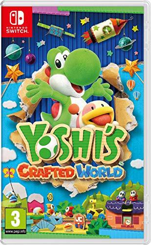 Yoshi's Crafted World (Nintendo Switch) [Importación Inglesa - Juegos en Español]