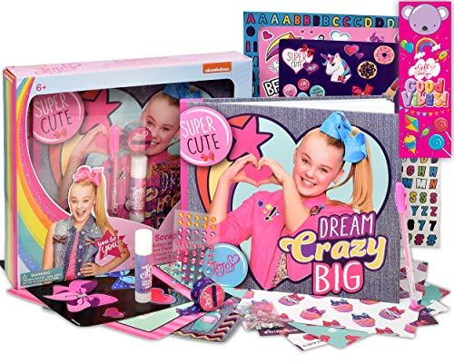 Gift Boutique JoJo Siwa Scrapbook Set in Box with Bookmark