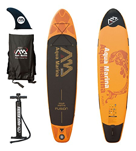 Aqua Marina Fusion Inflatable Stand-up Paddle Board