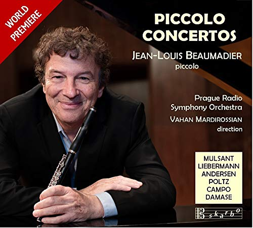 Konzerte Für Piccoloflöte